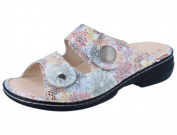 FINN COMFORT Sansibar Damen Pantolette mehrfarbig multi/Monet
