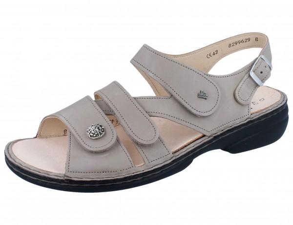 FINN COMFORT Gomera Damen Sandale beige taupe/Equipe