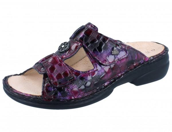 FINN COMFORT Pattaya Damen Pantolette lila viola/Odessa