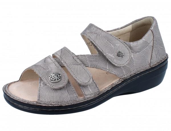 FINN COMFORT Sintra-Soft Damen Sandale beige sand/Storm