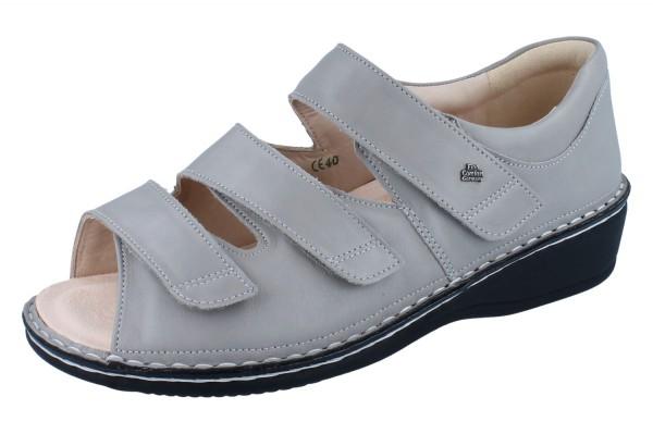 FINN COMFORT Damen 96400 PROPHYLAXE Sandale grau grey/Lopez