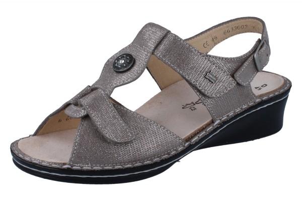 FINN COMFORT Adana Damen Sandale beige fango/Campagnolo
