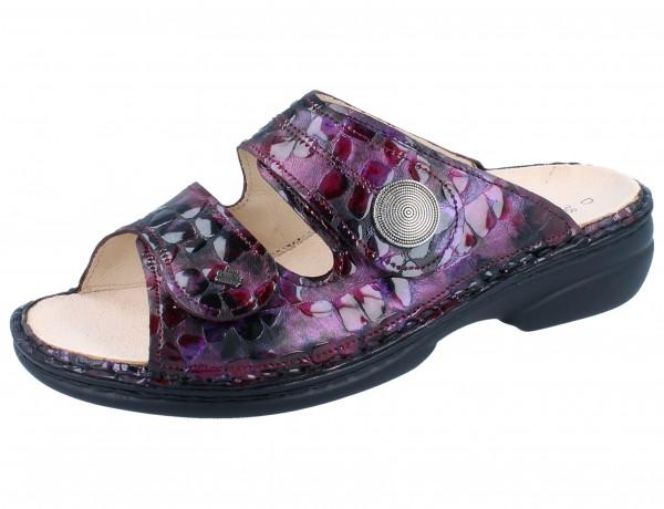 FINN COMFORT Sansibar Damen Pantolette lila viola/Odessa