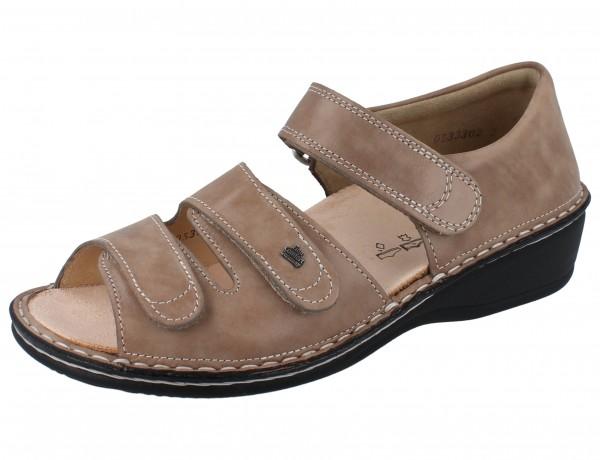 FINN COMFORT Usedom Damen Sandale beige/Kennedy