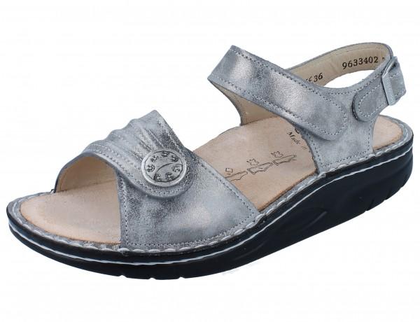 FINN COMFORT Finnamic Sausalito Damen Sandale silber silver/Marley
