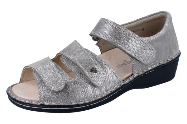 FINN COMFORT Usedom Damen Sandale beige/braun fango/Campagnolo
