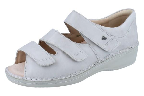 FINN COMFORT Damen 96400 PROPHYLAXE Sandale beige muschel/Nube