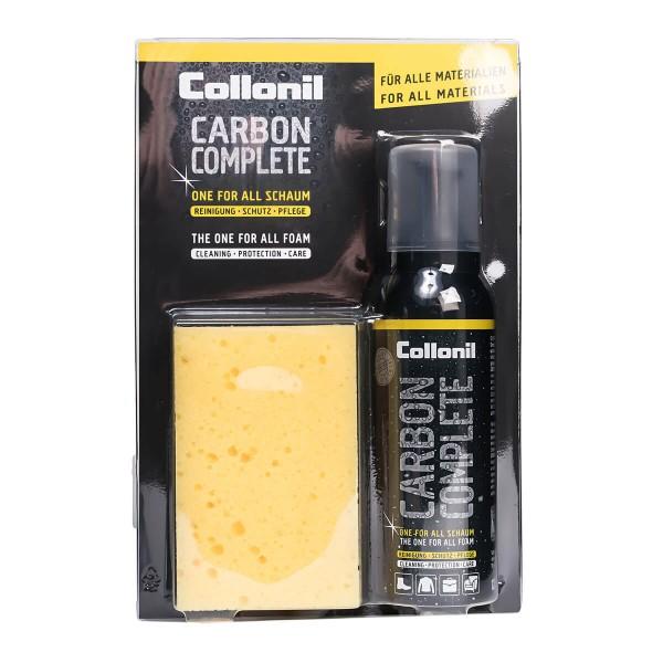 COLLONIL Carbon Complete Reinigungsset 125 ml mit Schwamm